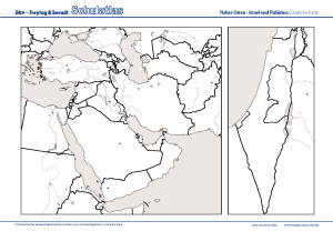 Naher Osten Karte Ohne Beschriftung.öbv F B Schulatlas Online