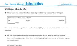 Nordamerika – Arbeitsblätter – schulatlas.com