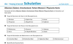 Europa – Arbeitsblätter – schulatlas.com